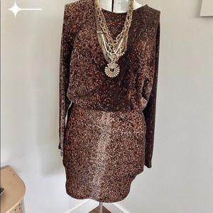 H & M one piece dress